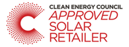 CS Solar Clean Energy Counicl Approved Retailer